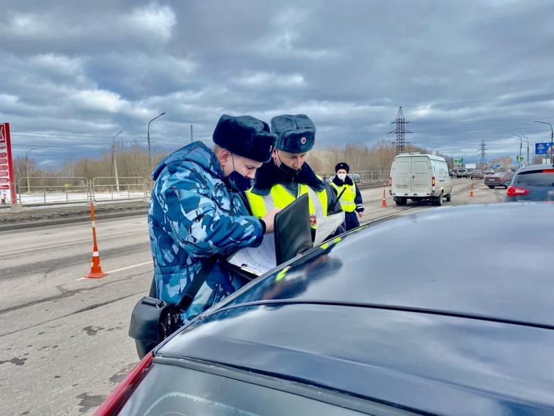 194 нарушителя ПДД привлечены к ответственности в ходе рейда «Нетрезвый водитель»