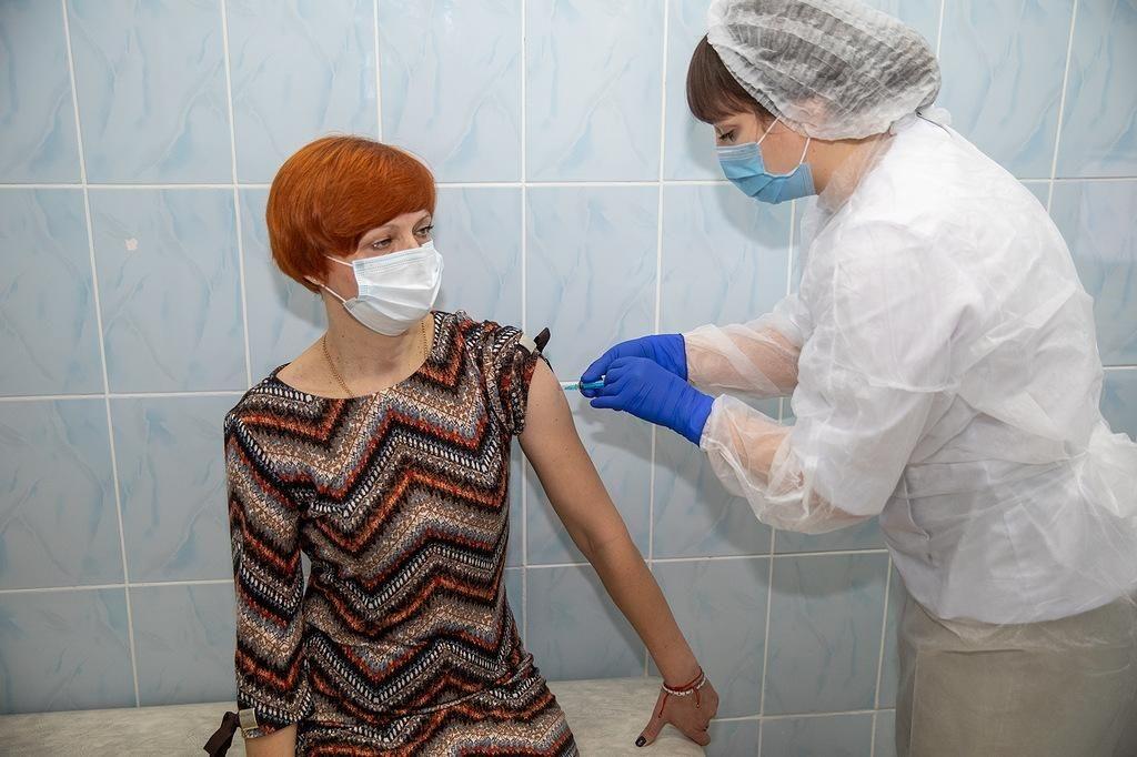 Новая партия вакцины от Covid-19 поступила в Ростовскую область