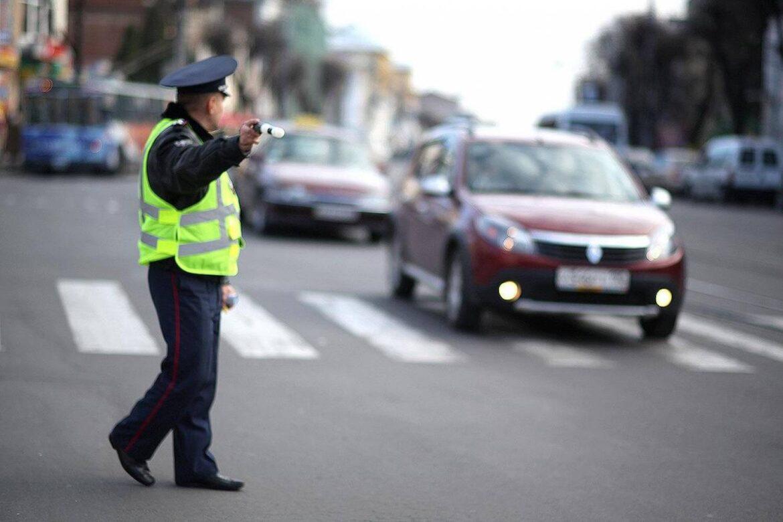 ГИБДД Волгодонска проводит рейд по профилактике ДТП с участием пешеходов