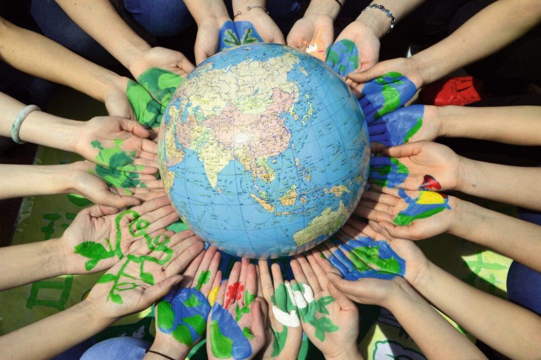 В «Дюймовочке» прошла неделя, посвященная Дню Земли