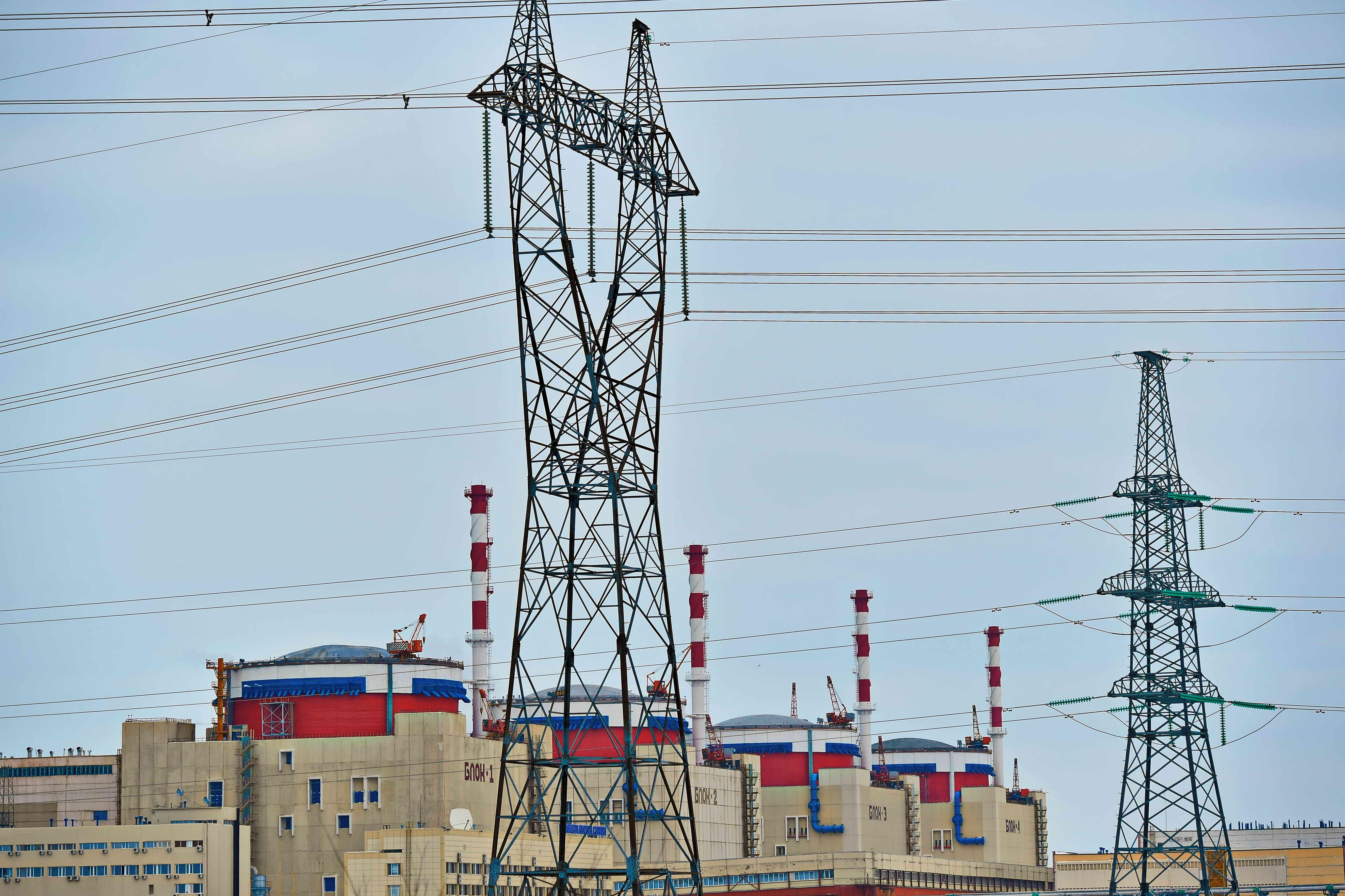 В первом квартале 2021 года Ростовская АЭС выдала в единую энергосистему страны более 8 млрд кВт.ч электроэнергии