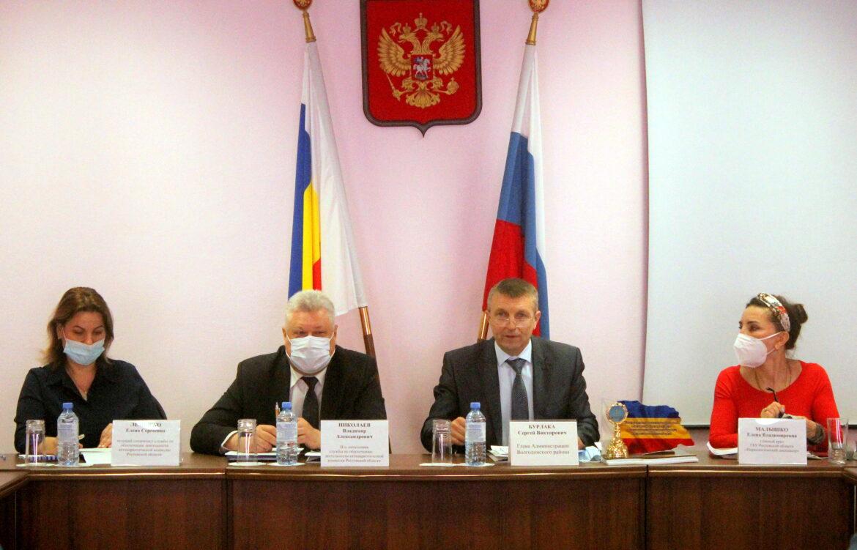 Работа антинаркотической комиссии Волгодонского района признана удовлетворительной