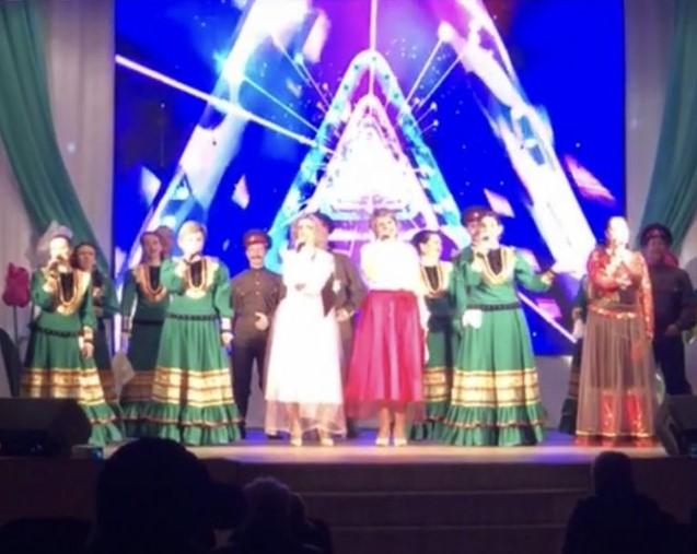 «Букетом мелодий» встретил своих зрителей Романовский районный Дом культуры