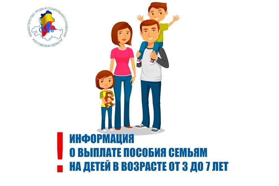 6400 заявлений подано за сутки для получения выплат на детей от 3 до 7 лет