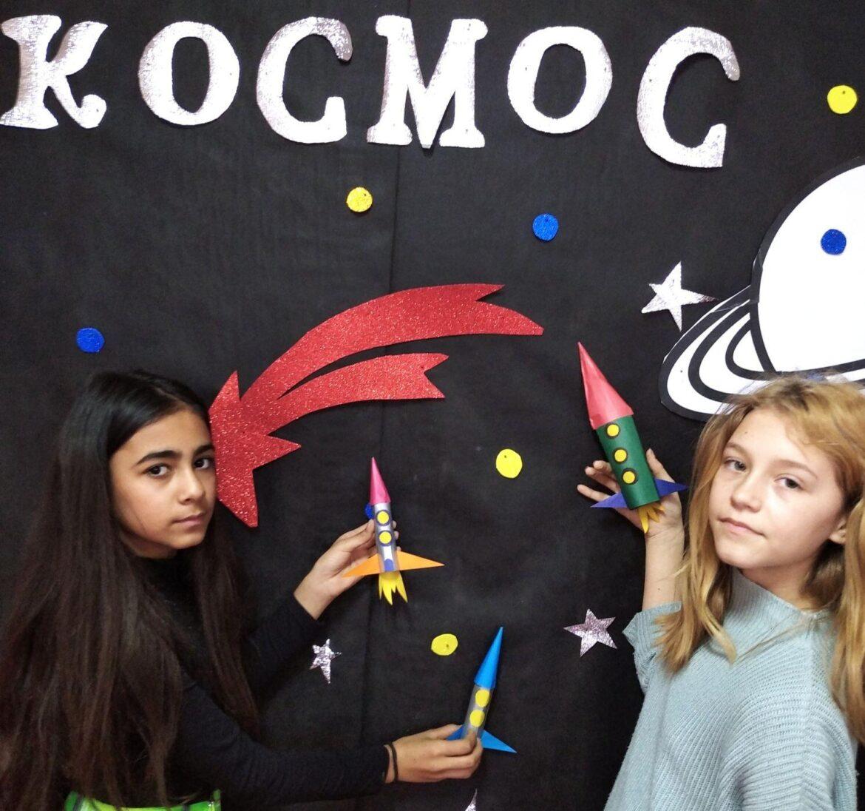 В «Космическое путешествие» отправились ясырёвские мальчишки и девчонки