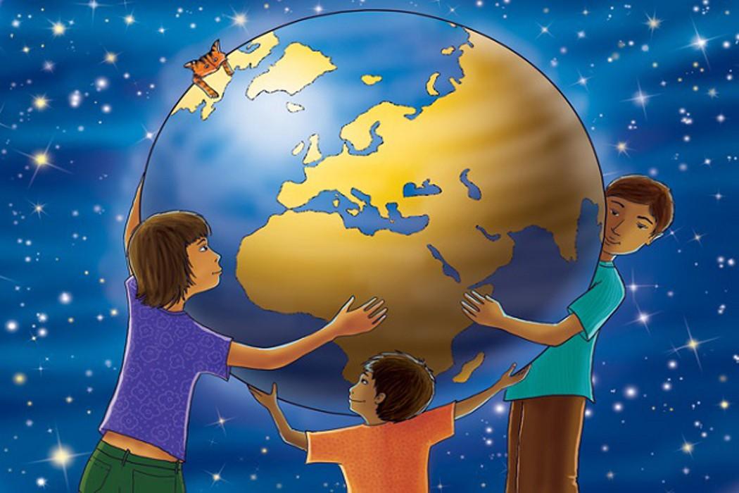 День Земли – праздник чистой воды, земли и воздуха