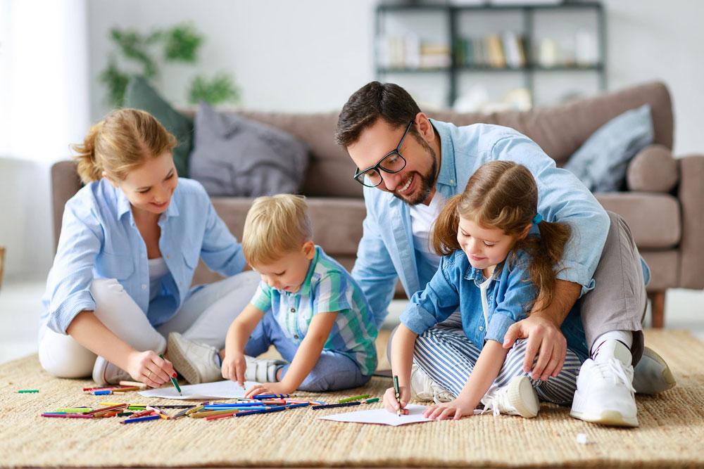 Новые правила назначения пособия для малообеспеченных семей на детей от 3 до 7 лет включительно