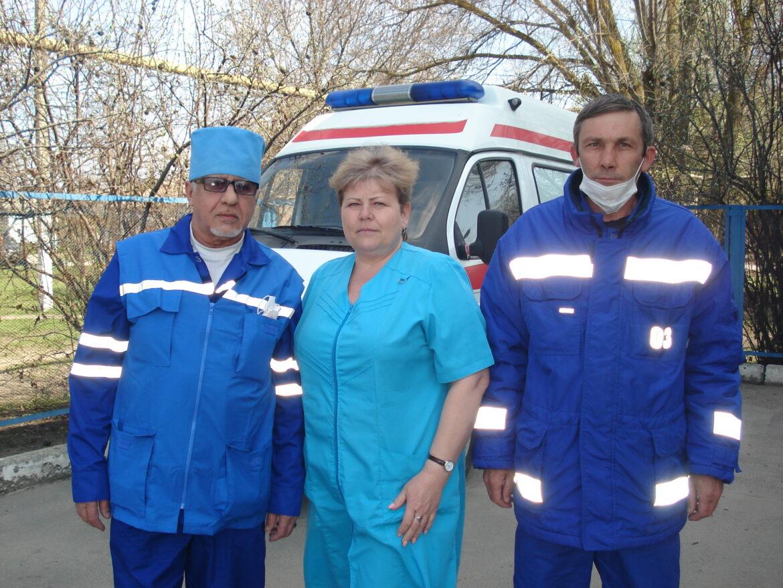 В День работника скорой медицинской помощи поздравляем медиков Волгодонского района