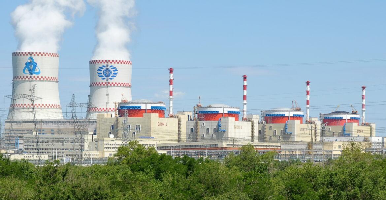 Ростовская АЭС с начала года выдала в единую энергосистему страны более 12 млрд. кВт.ч. электроэнергии