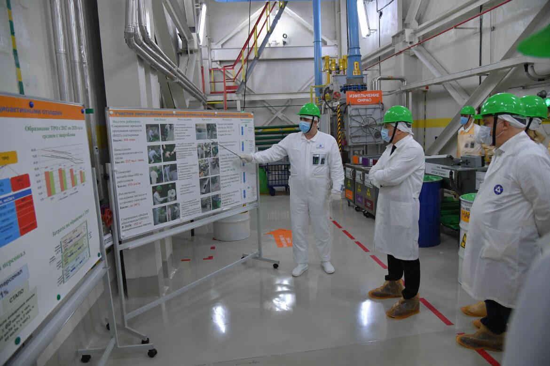 В Волгодонске состоялось заседание Управляющего совета «Росатома» по вопросам оптимизации производства