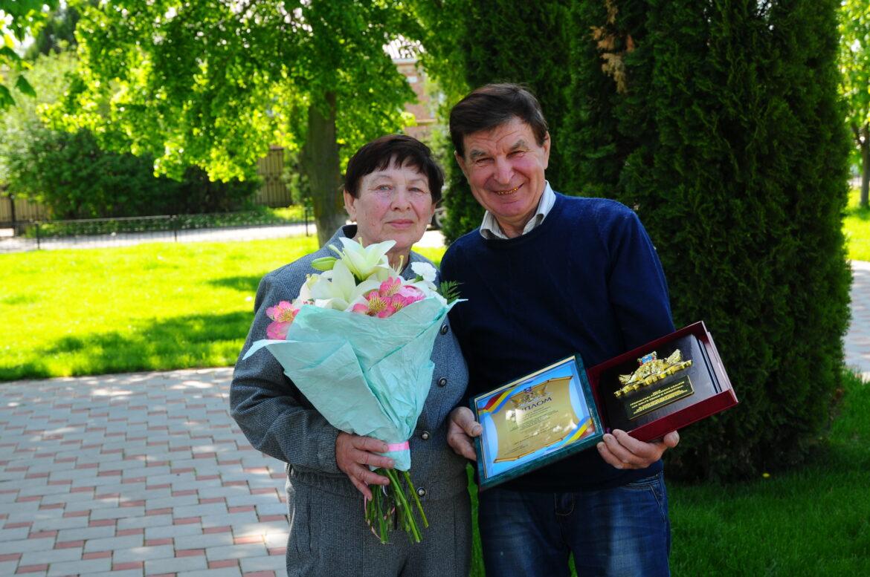 Награду за сохранение семейных традиций получили супруги Минич из Волгодонского района