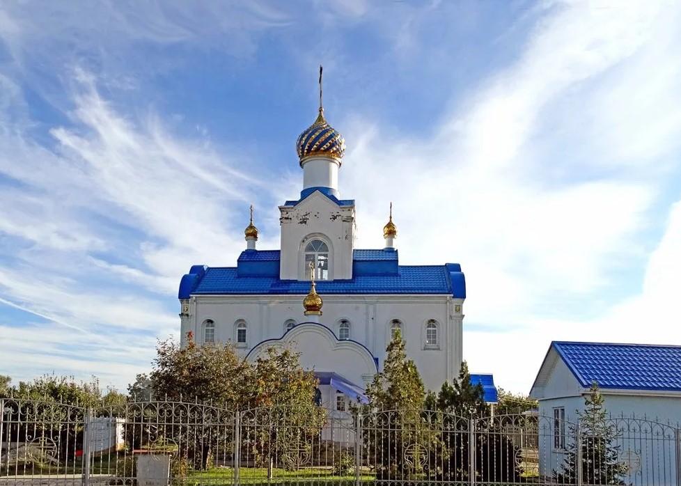 Расписание Богослужений в Храме Архангела Михаила в станице Романовская
