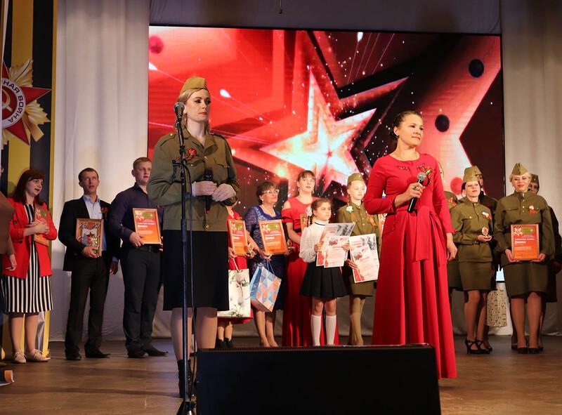 Межрайонный конкурс-фестиваль «А песня ходит на войну» состоялся в Романовской