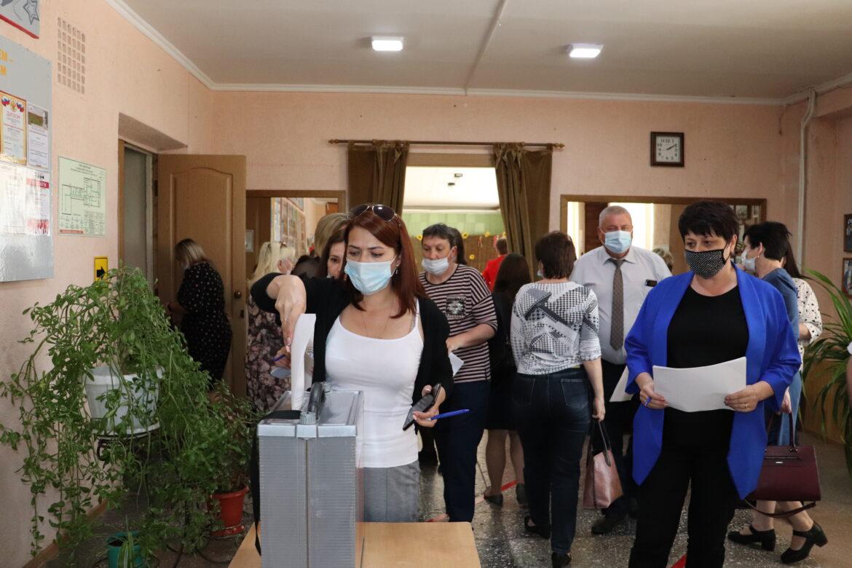 Предварительное голосование состоялось в Волгодонском районе