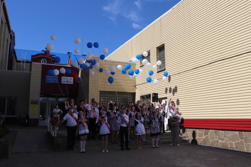 Последний  школьный звонок прозвенел в Волгодонском районе