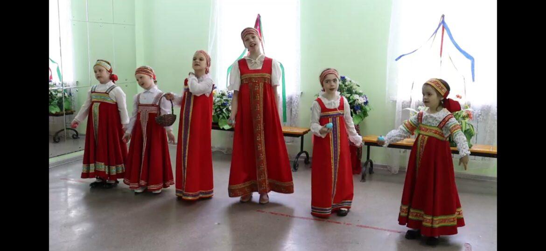 I межрайонный фольклорный фестиваль «Красная горка» проведён Романовским Домом культуры