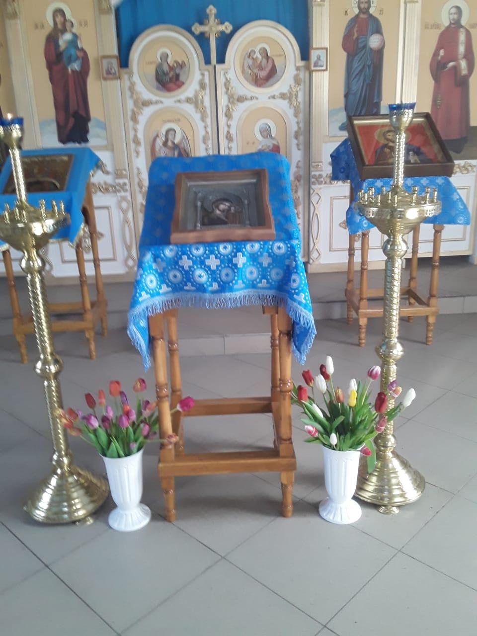 В храме в станице Дубенцовская можно будет освятить куличи