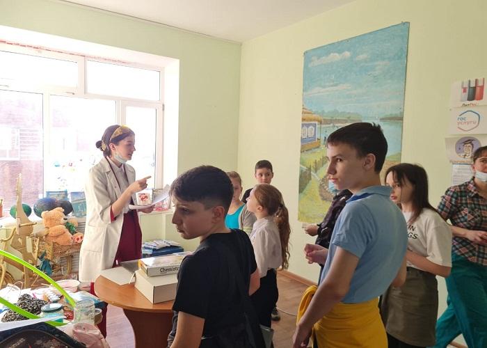 В Центральной библиотеке Волгодонского района состоялось самое крупное мероприятие года — Библионочь-2021