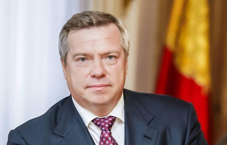 Василий Голубев поздравил жителей Дона с Праздником Весны и Труда