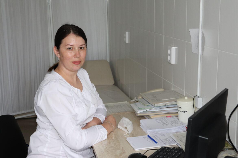 Юлия Сергеевна Петрушан на страже здоровья жителей Волгодонского района