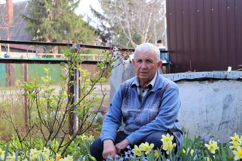 Родившийся в концлагере житель Романовской Николай Васильевич Коваль не держит злобы на немцев