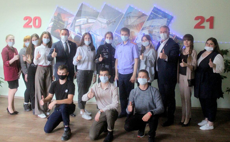 В Волгодонском районе открыта молодёжная приёмная общественного движения «За Права Молодёжи!»
