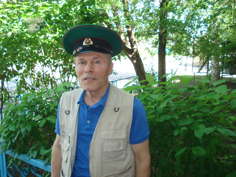 Интервью с Михаилом Павловичем Овчинниковым — пограничником из станицы Романовская