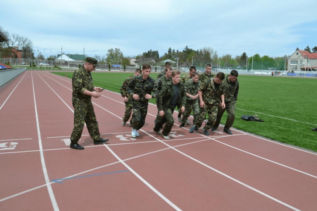 В Ростовской области проходит Спартакиада допризывной и призывной молодёжи