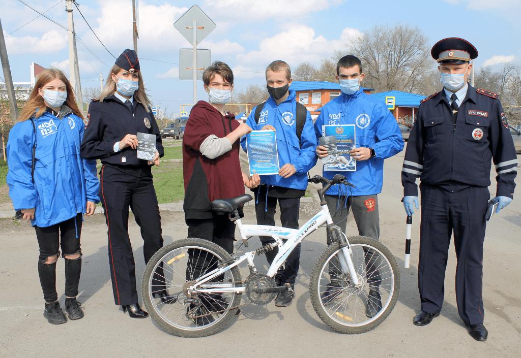 В Волгодонском районе реализуется социальная кампания «Технологии без опасности»