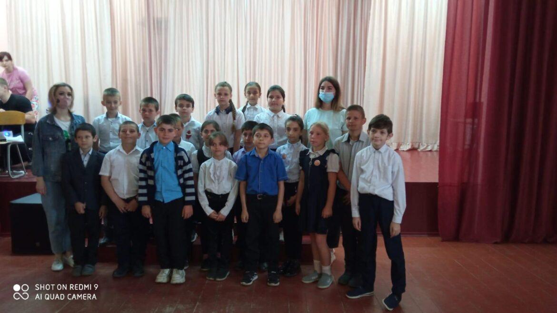 Ученикам Дубенцовской школы рассказали об истории зарождения славянской письменности