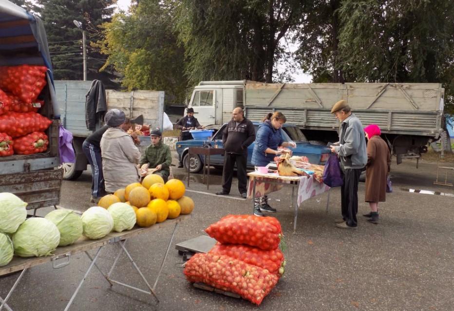 Администрация Романовского сельского поселения проводит Конкурс по определению оператора ярмарки