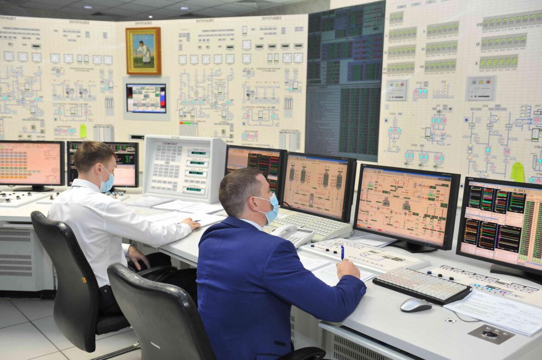 Ростовская АЭС на 15% увеличила выработку электроэнергии в сравнении с 2020 годом