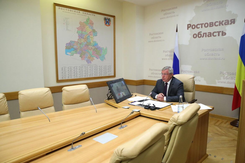 Василий Голубев: «График работы пунктов вакцинации должен быть удобным для жителей»