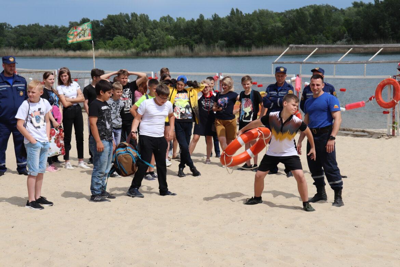 В Волгодонском районе состоялся День безопасности на воде