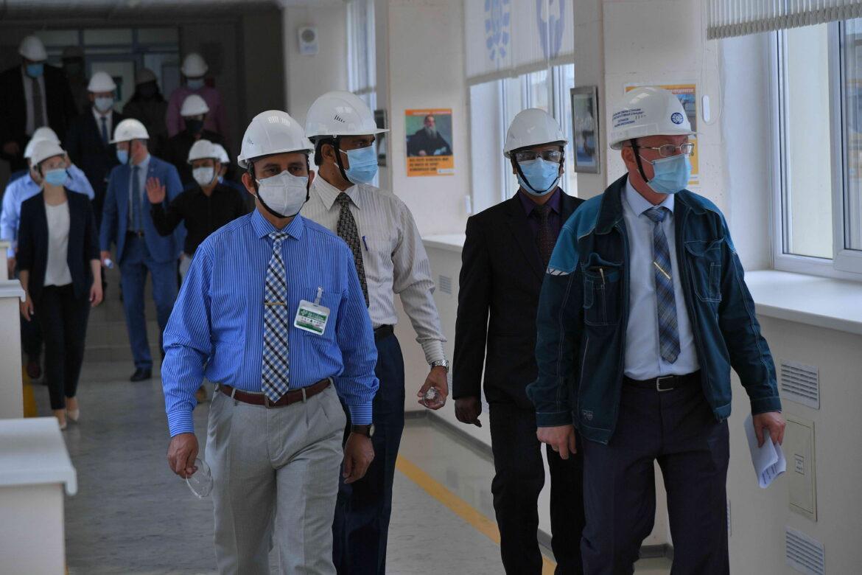 Делегация Народной Республики Бангладеш убедилась в безопасности Ростовской АЭС