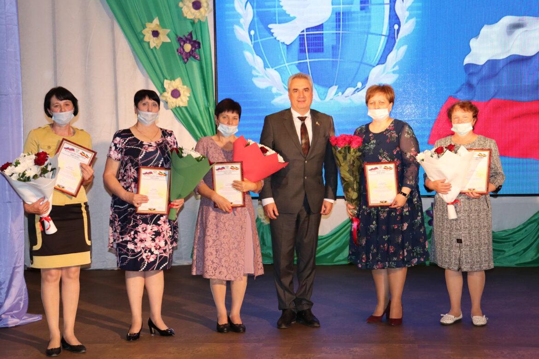 День социального работника отпраздновали в Волгодонском районе