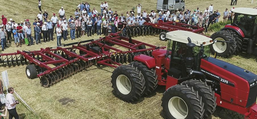 Выставка-демонстрация «День донского поля» соберет 160 ведущих игроков агропромышленного рынка