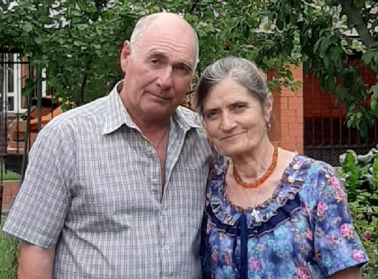 50 лет в любви и согласии живут супруги Нагибины из станицы Романовская