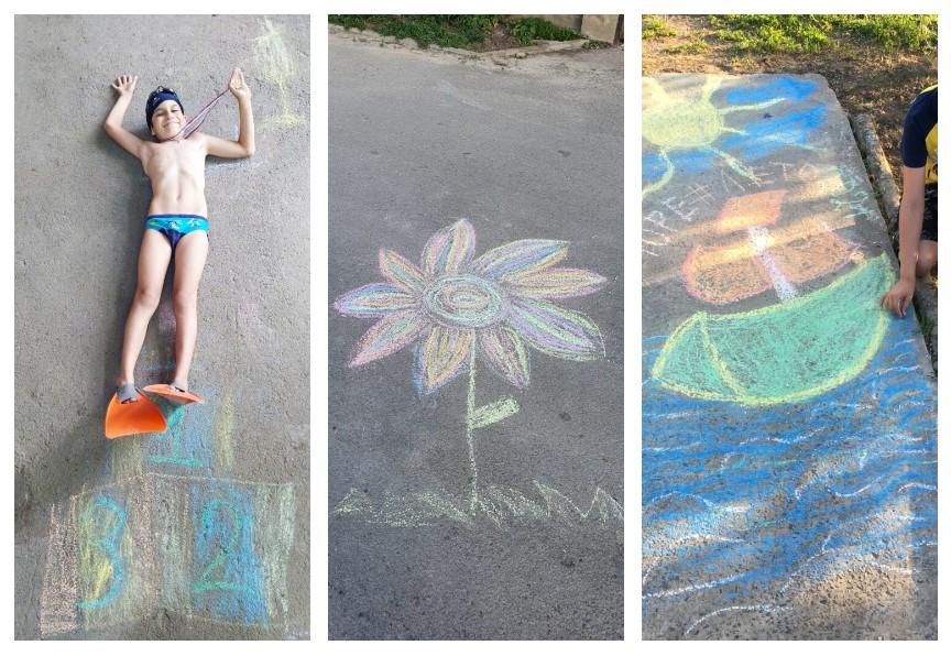 Романовский РДК подвел итоги онлайн-конкурс рисунка «Рисуем детство»