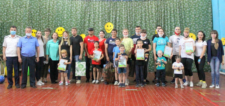 Спортивный конкурс «Папа, мама, я — спортивная семья!» состоялся в Волгодонском районе