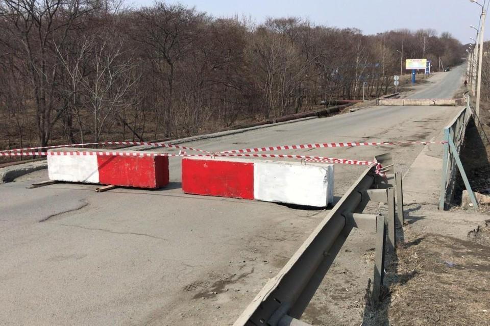 Закрыто движение по аварийным автодорожным мостам в Победенском Прогрессовском сельских поселениях