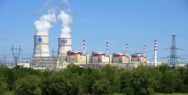 Ростовская АЭС: энергоблок №3 выведен в планово-предупредительный ремонт
