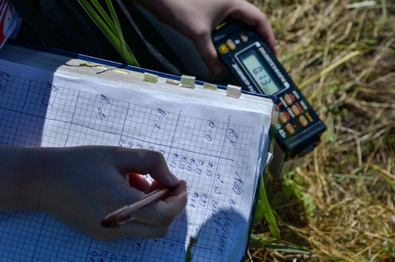 Ученые и студенты Южного федерального университета провели экологические исследования вблизи Ростовской АЭС
