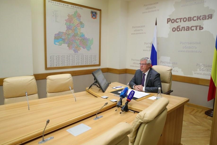 На Дону поддержат инвестпроекты экспортёров по развитию глубокой переработки продукции АПК