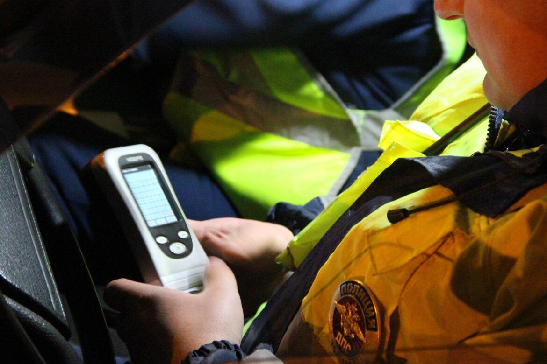 В ходе еженедельного рейда «Нетрезвый водитель» задержано двое водителей в состоянии опьянения