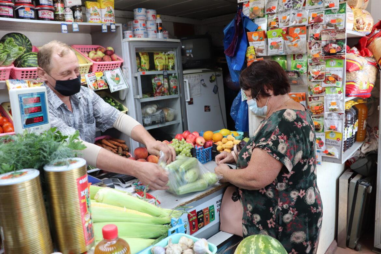 В магазине «Апельсин» из станицы Романовской делают ставку на свежесть и качество товара