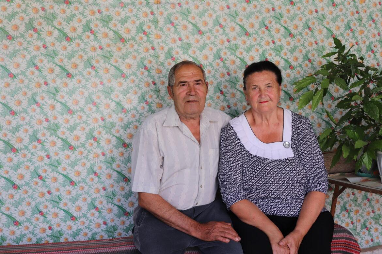 Михаил Александрович и Лидия Николаевна Поповы из хутора Потапов получат награду  «За любовь и верность»