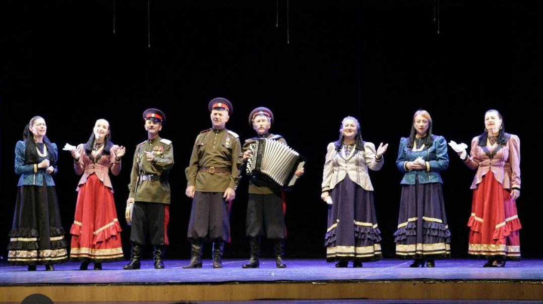 «Сторонушка» из Романовского РДК посетила семинар для руководителей народных коллективов