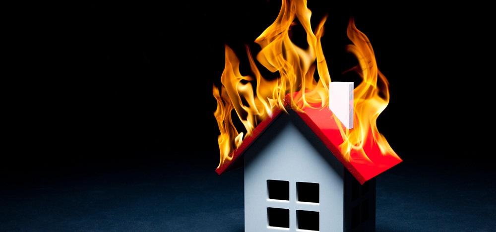 Жителям Волгодонского района напомнили правила пожарной безопасности в жилом секторе