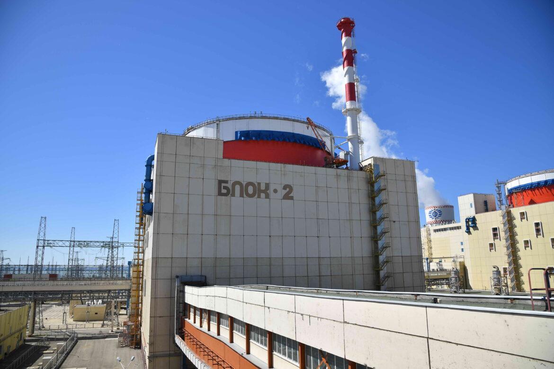 Ростовская АЭС: энергоблок №2 выведен в плановый капитальный ремонт на 45 суток